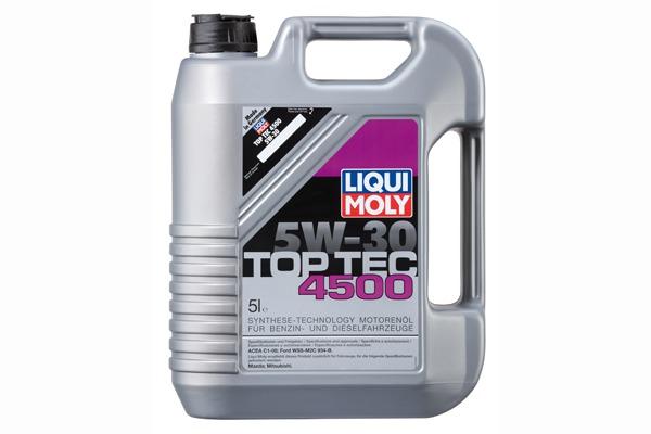 LIQUI MOLY 5W-30 3729