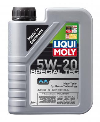LIQUI MOLY 5W-20 7657