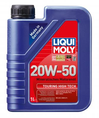 LIQUI MOLY 20W-50 1250