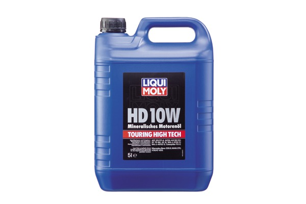 LIQUI MOLY Einbereichsöle 1249