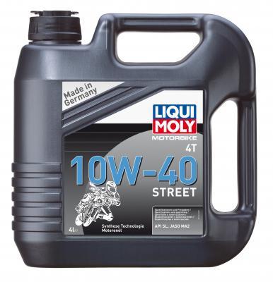 LIQUI MOLY 10W-40 1243