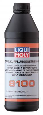 LIQUI MOLY Doppelkupplungs-Getriebeöle - teilsynthetisch 3640