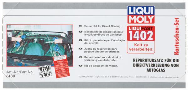 LIQUI MOLY Kleber-Kartuschen 6138