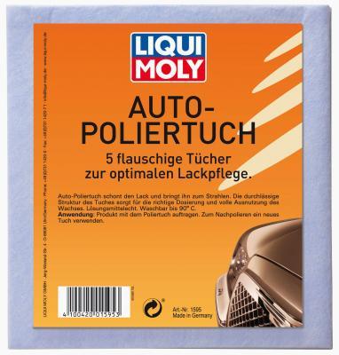 LIQUI MOLY Tücher / Schwämme / Watte 1595