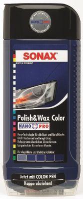 SONAX Sonax Polish & Wax Color 296 200