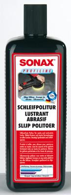 SONAX Polier- und Schleifpaste 285 300