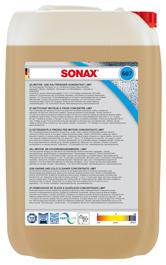 SONAX Waschanlagenprodukte 607 705