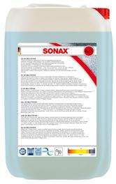 SONAX Waschanlagenprodukte 627 705