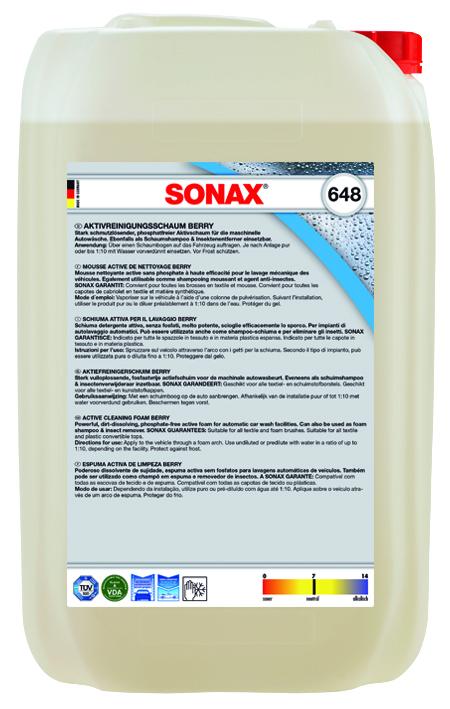 SONAX Waschanlagenprodukte 648 705