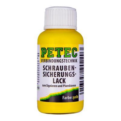 PETEC Sicherungslack 90120