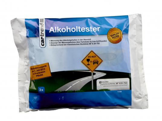 Cartrend Alkoholtester 70360