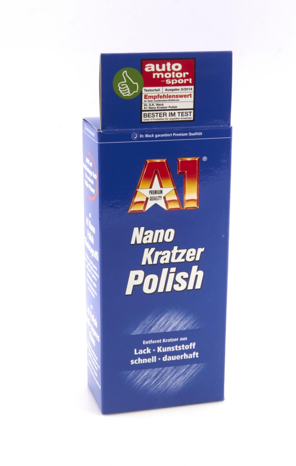 dr o k wack 50ml 2714 a1 nano kratzer polish ebay. Black Bedroom Furniture Sets. Home Design Ideas