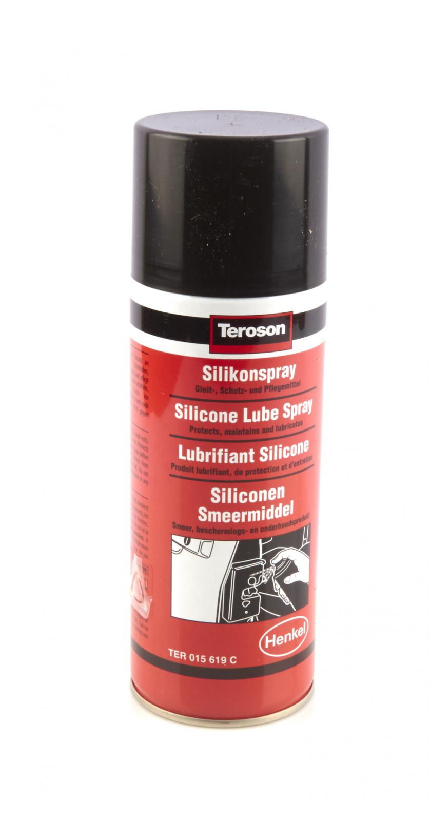 loctite teroson 400ml silikon spray 232378 silikonspray ebay. Black Bedroom Furniture Sets. Home Design Ideas